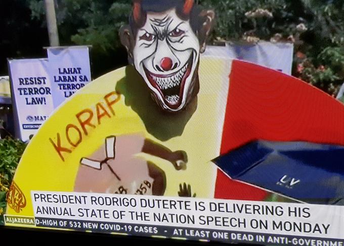 """Duterte """"The Joker"""""""