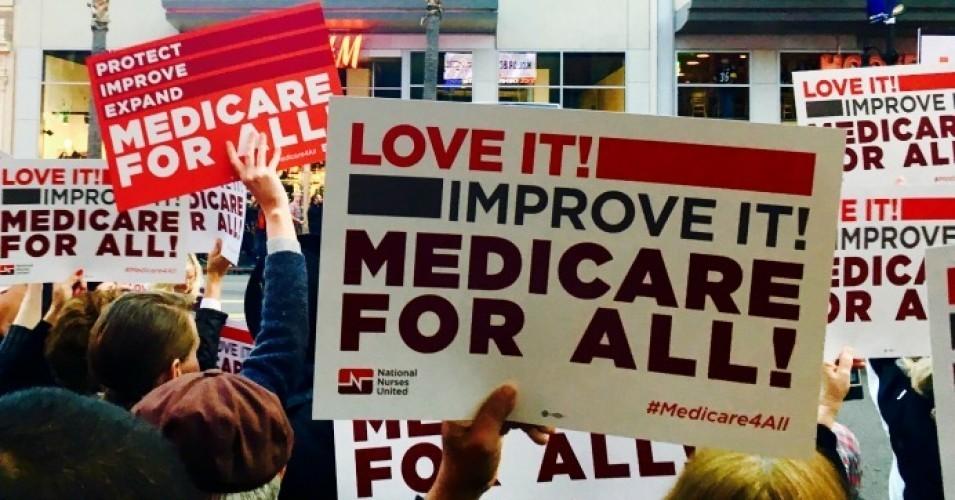 National Nurses United: Love It! Improve It! Medicare for All