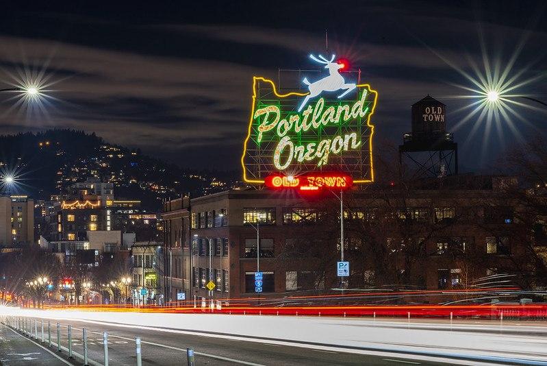 Escalation in Portland - CounterPunch.org