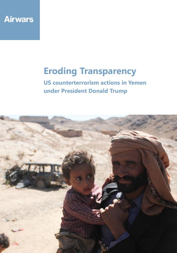 Airwars: Eroding Transparency