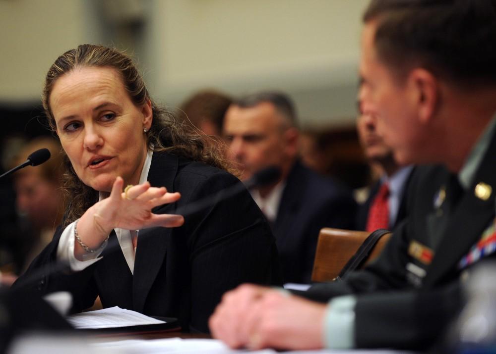 Defense Undersecretary for Policy Michel