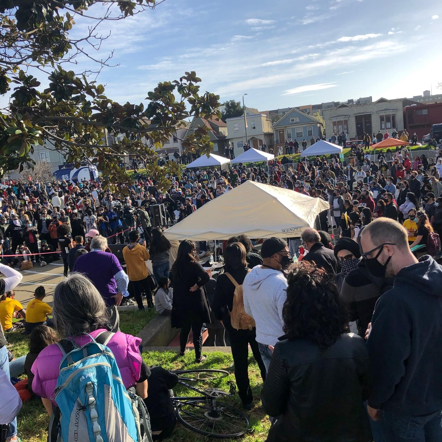 Images of Community Solidarity