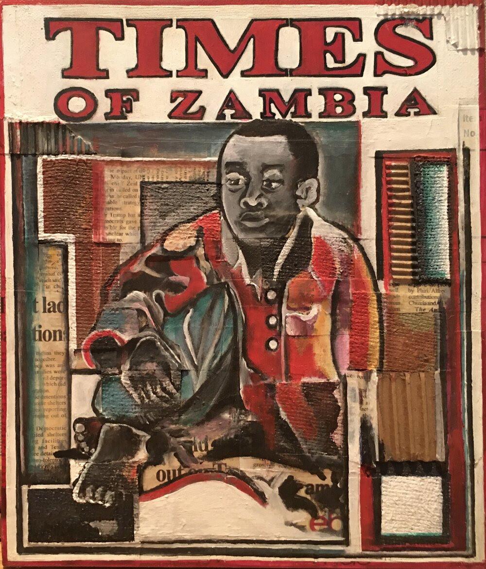 Mapopa Manda (Zambia), Visionary, 2019.
